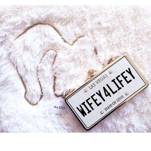 💞 Wifey 4 Lifey Clutch 💞
